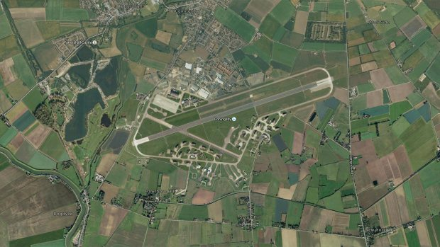 RAF Coningsby. Image: Google Earth