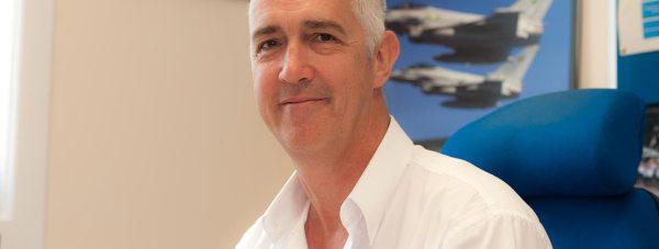 Steve Debonnaire, UK Availability Director for BAE Systems