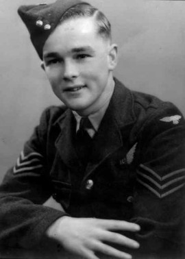 James Flower in 1944
