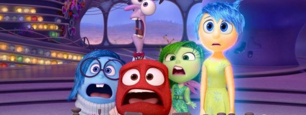 Inside Out (2015) Disney/Pixar