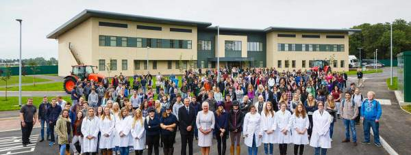 The first look at the new Bishop Burton College in Lincoln.