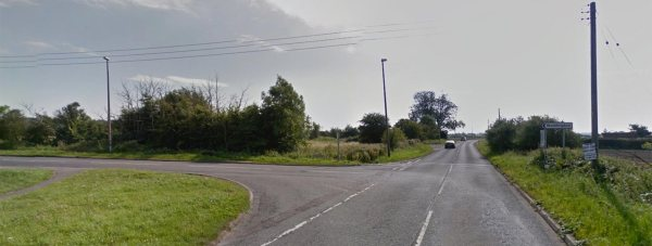 Brant Road at the corner of Station Road. Photo: Google Street View