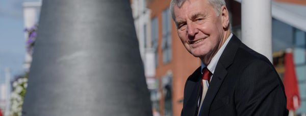 David Rossington of Investors in Lincoln. Photo: Steve Smailes for The Lincolnite