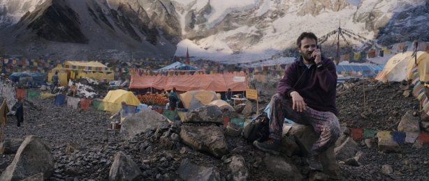 Jason Clarke in Everest. Photo by Universal Pictures.