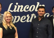 The Lincoln Property Company team.