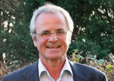 Outgoing ULHT chairman Ron Buchanan