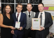 Lincolnshire Restaurant of the Year winners The Reform at The Castle Hotel
