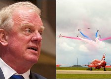 Sir Edward Leigh, MP for Gainsborough, has received a letter confirming the potential for an air show at RAF Scampton
