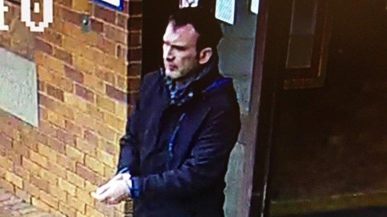 Hedley Graeme Mutton leaving the Peter Hodgkinson Centre on November 24