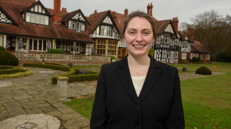 Emma Brealey, Managing Director of the Petwood Hotel has turned the business around with the help of her team