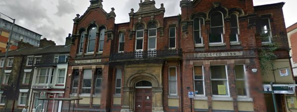 Lincoln Liberal Club. Photo: Google Street View