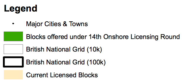 Oil and Gas sites key