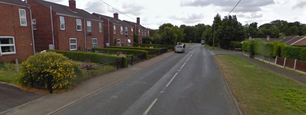 Station Road in Metheringham. Photo: Google Maps
