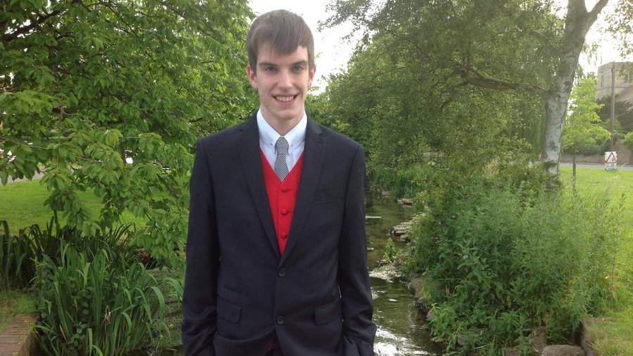 Scopwick and Kirkby Green parish councillor Adam Kirsopp