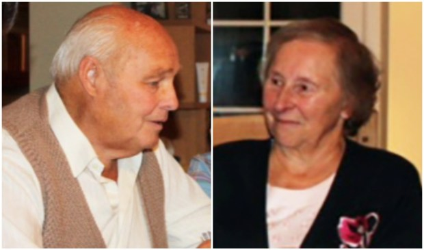 """The family of Brian and Ruth Dickinson released a tribute to the """"proud grandparents"""""""
