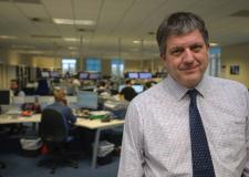 David Sheppard, Managing Director of Gleadell