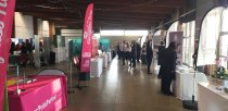 The Lincolnshire Business Expo is officially underway.