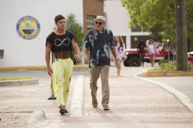 Zac Efron and Robert De Niro in Dirty Grandpa. Photo by Lionsgate.