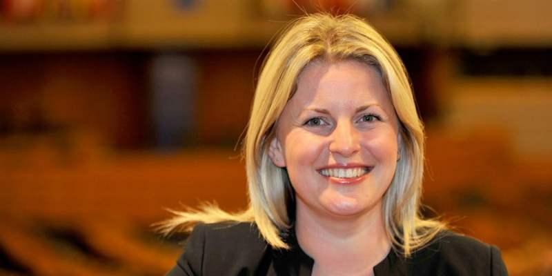 MEP Emma McClarkin