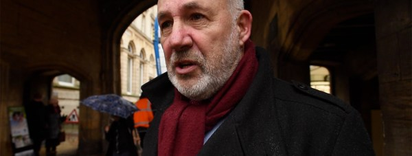 Shadow Secretary of State for Communities and Local Government Jon Trickett. Photo: Steve Smailes for The Lincolnite