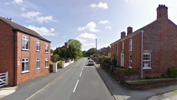 Station Road, North Thoresby. Photo: Google Street View