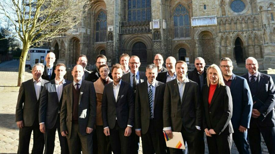 Team Lincolnshire will be ambassadors for the county at the MIPIM 2016