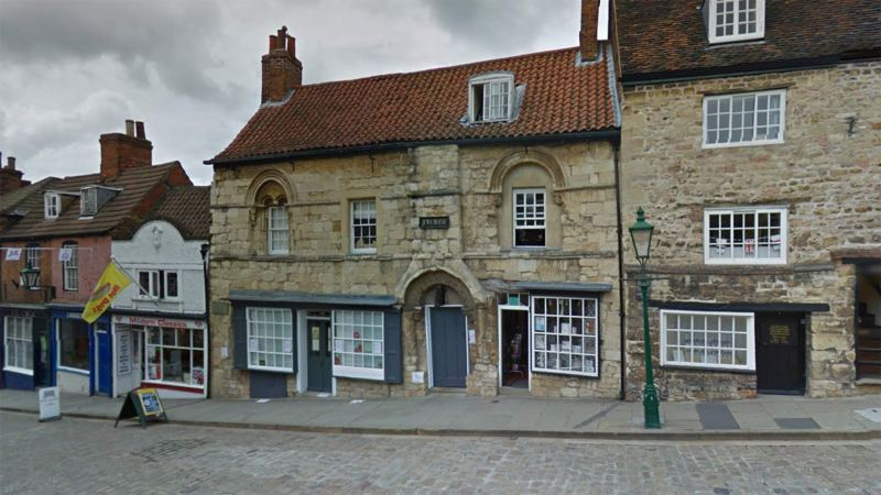 Jews House. Photo: Google Street View