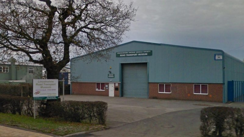 Lincolnshire Road Transport Museum. Photo: Google Street View