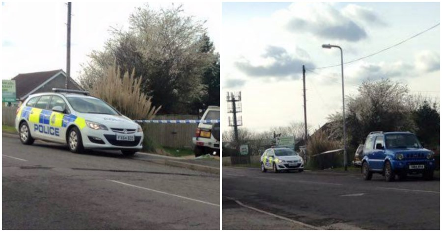 Wayne Baxter was stabbed to death in Croft Bank near Skegness.