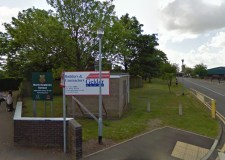 North Kesteven School in North Hykeham. Photo: Google Street View