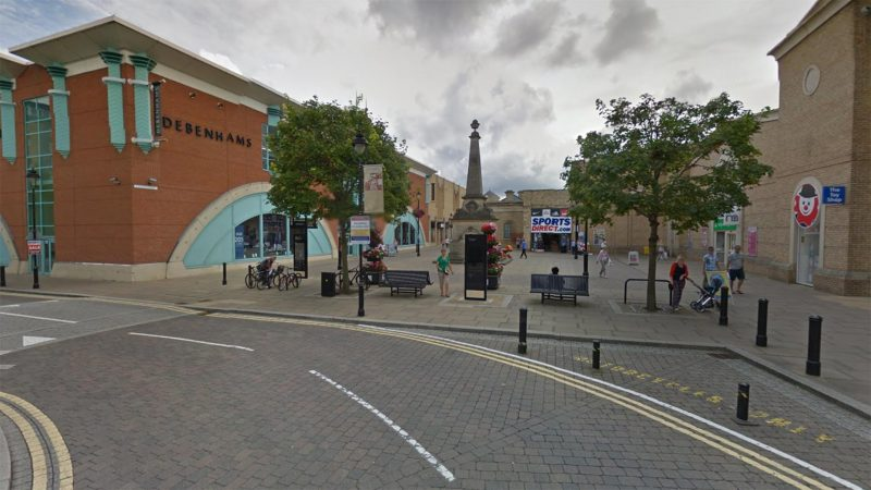 St Marks Shopping Centre. Photo: Google Street View