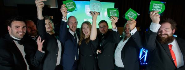Lincolnshire Digital Award winners for 2016