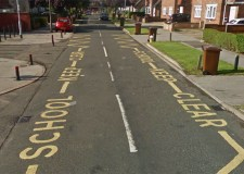 Mobile cameras will be present on Shannon Avenue in Lincoln. Photo: Google Street View.
