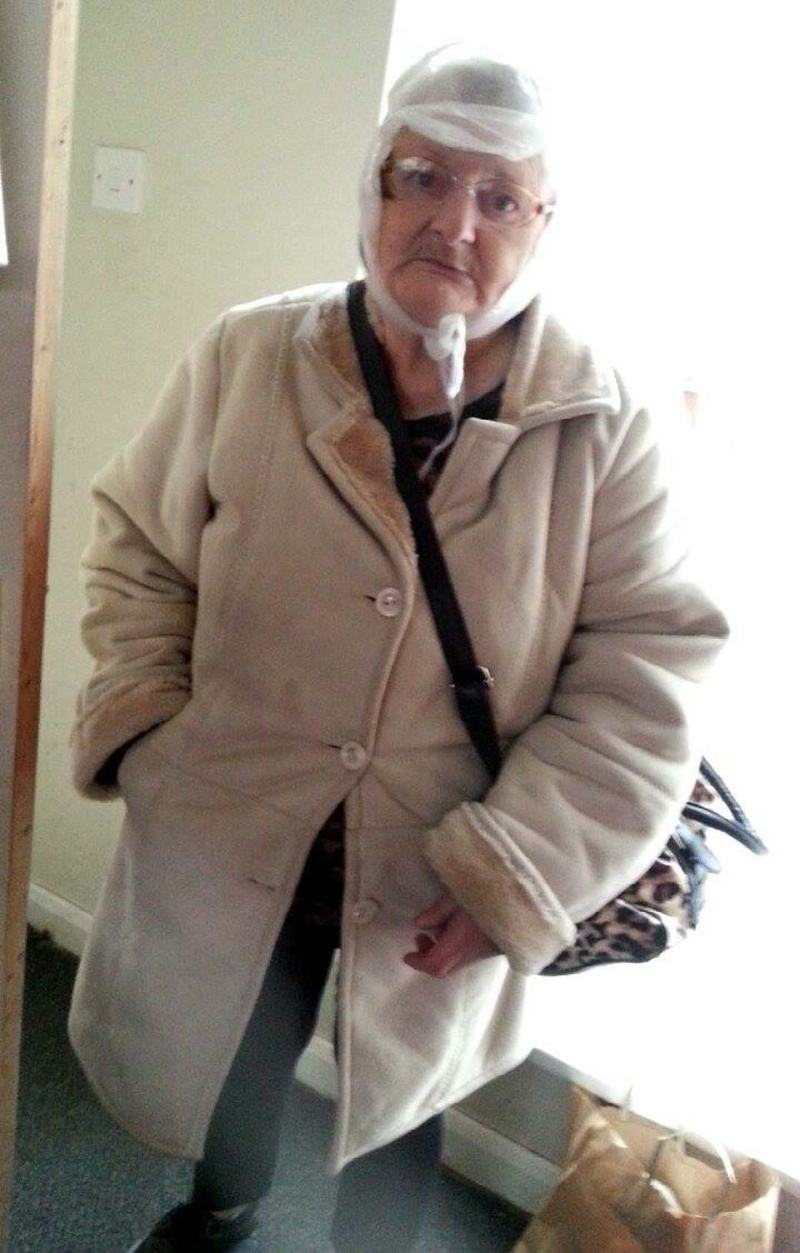 Jean Parker has been missing since Easter Friday.