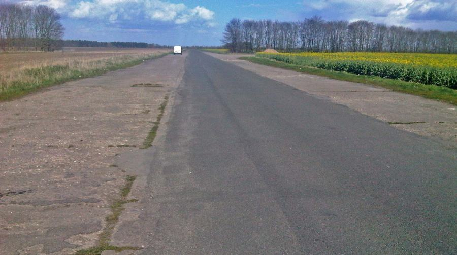 Police say the the former RAF Metheringham airfield is being used by some riding and driving at excessive speeds and doing dangerous stunts