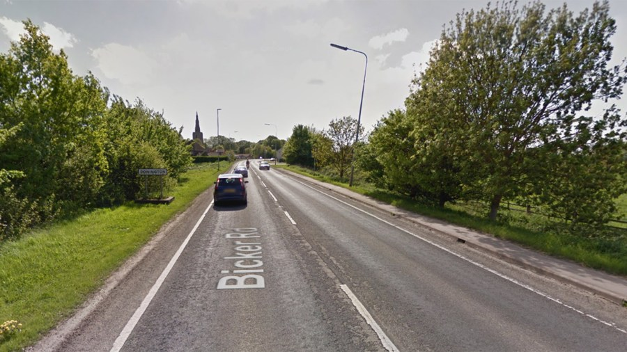 Police are appealing for witnesses in regards to an accident on the A52, Donington. Photo: Google Street View