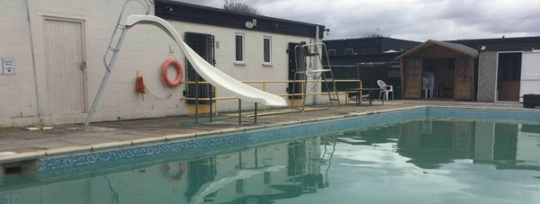 The pool is set to be open throughout the summer months. Photo: Metheringham Swimming Pool Facebook Page