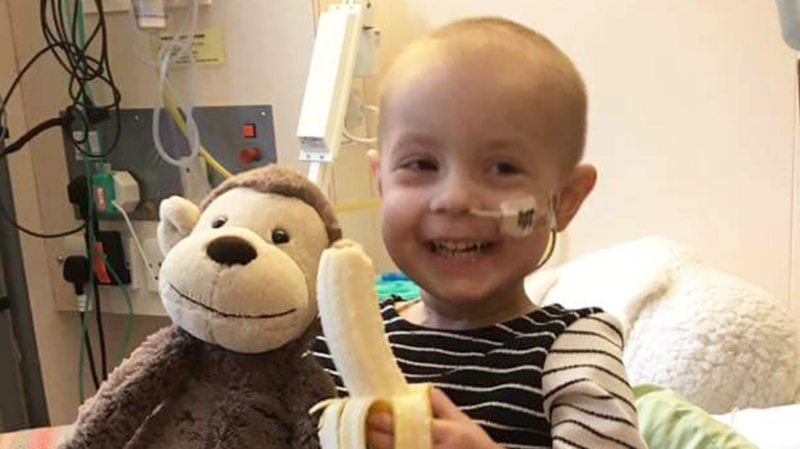 Scarlett has spent most of her time in hospital over the last eight months.