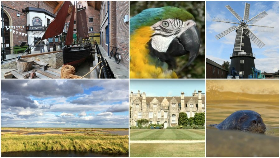 Lincolnshire is full of things to do