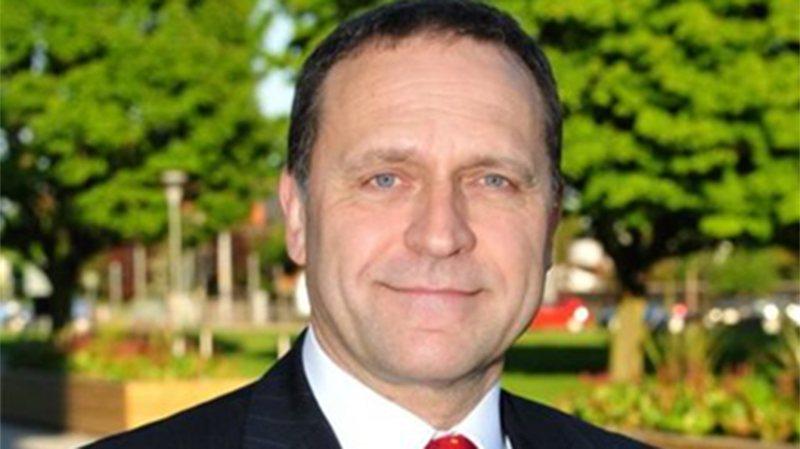 Humberside PCC Keith Hunter