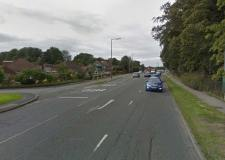 Sections of the London Road area of Bracebridge Heath will be closed for the works to replace gas mains.  Photo: Google Street View