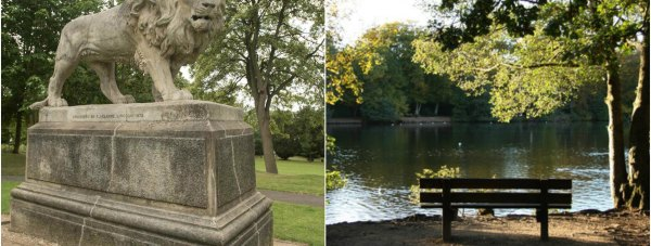 Hartsholme Country Park and Lincoln Arboretum were awarded the prestigious Green Flag award in Lincoln.