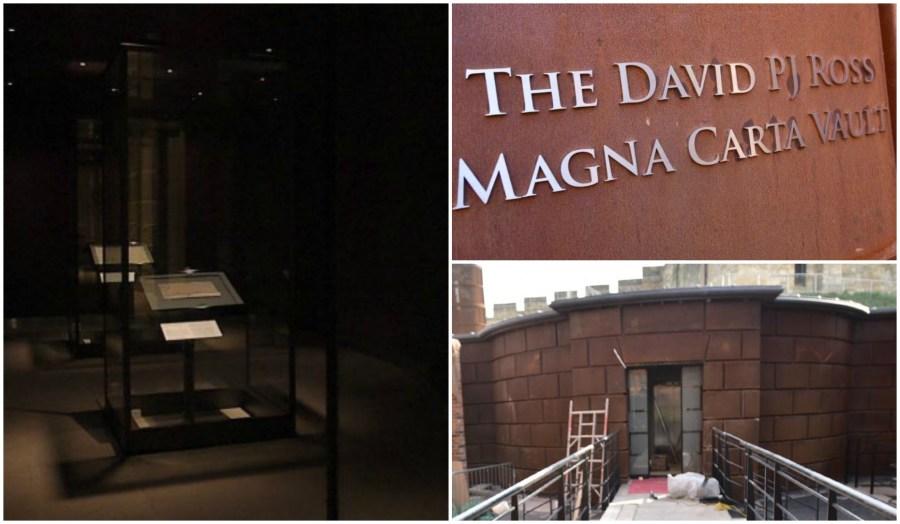 Magna Carta Collage