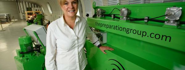 Tracey Glew, Founder of The Preparation Group