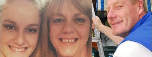 The tragic Hart family - daughter Charlotte and mother Claire were shot dead by husband and father Lance, who then killed himself.