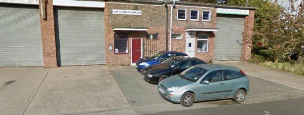 Care 4 U Services (Lincs) Ltd on Cornwallis Road in Lincoln. Photo: Google