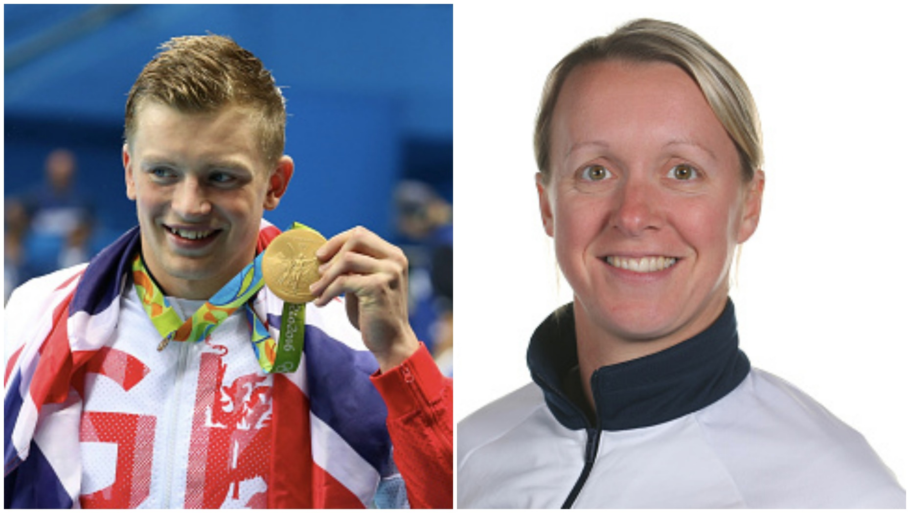 Gold And Silver Medals For Team GB Swimmers