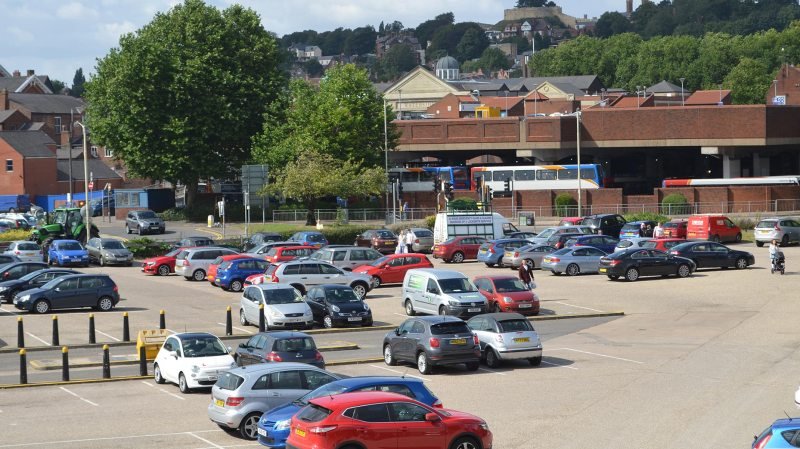 St Mary's Street car park will be permanently closed from August 29.