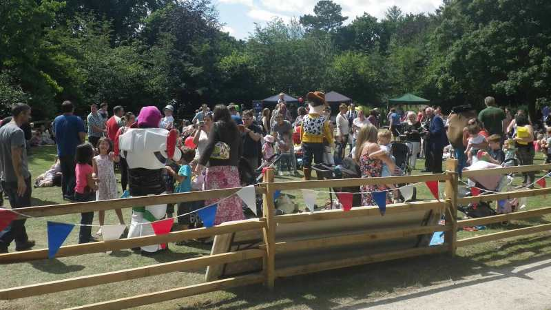 Teddy Bears' Picnic at Hartsholme Country Park will take place on Sunday, 10 September. Photo: City of Lincoln Council