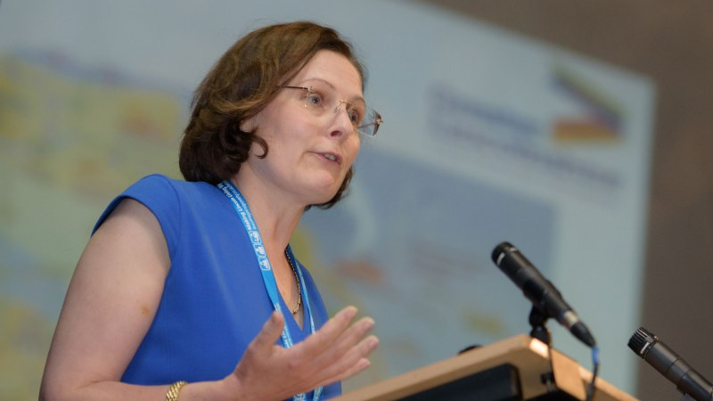 Ursula Lidbetter, Chair of the Greater Lincolnshire LEP